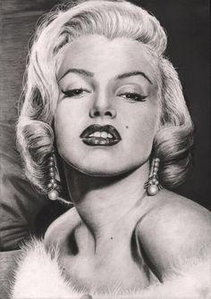 Marilyn Monroe.