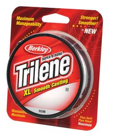 Berkley Trilene XL Filler 0.013-Inch Diameter Fishing Line, 12-Pound Test, 300-Yard Spool, Clear -- To view further for this item, visit the image link.