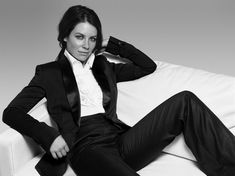 Evangeline Lilly by James Houston