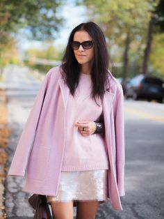 bittersweet colours, pale pink, PINK TREND, fall 2013, Fall trends, 3.1 Phillip Lim, Sam Edelman, HM, cooee jewelry, Chloe, NY&CO, street st...