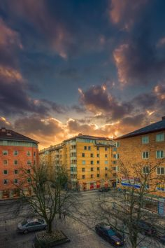 Sunset from a Balcony by Mirza Buljusmic on 500px
