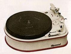Garrard Model 5 HF, 4 HF and Stereomaster - Legendary Vintage Turntable / Gramophone