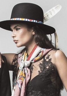Stunning Images Show How Native American Fashion Looks Without Cultural Appropriation History