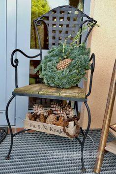 wintergarten impressionen im januar winterg rten januar und winterdeko. Black Bedroom Furniture Sets. Home Design Ideas