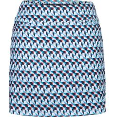 Tail Women's Stained Glass Print Knit Golf Skort - Dick's Sporting Goods