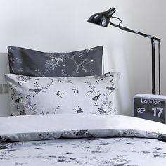 Jigsaw Romantic Bird Bedding Online at johnlewis.com