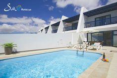 Villas Cortijo Mar #24 3 Rooms #PuertoCalero #Lanzarote #CanaryIsland #Spain