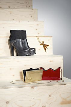 Marvellous view of accessories world that's going to drive you crazy next #FALL http://patriziape.pe/1cqgzwR  Follow link and deep dive into Patrizia Pepe's accessories