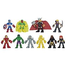 "Playskool Heroes Marvel Super Hero Adventures Ultimate Super Hero Set - Hasbro - Toys""R""Us"