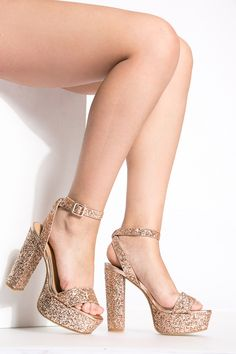 Buy Rose Gold Pipped Platform Ankle Strap Heels with cheap price and high quality from Cicihot Heel Shoes online store which also sales Stiletto Heel Shoes,High Heel Pumps,Womens High Heel Shoes,Prom Shoes Red High Heel Shoes, Platform High Heels, High Heel Pumps, Pumps Heels, Stiletto Heels, Stilettos, Gold Prom Shoes, Prom Heels, Sexy Heels