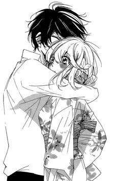 Image about cute in anime and manga by oksana_piven Manga Anime, Anime Couples Manga, Cute Anime Couples, Vampire Knight, Manga Drawing, Manga Art, Black E White, Photo Manga, Hirunaka No Ryuusei