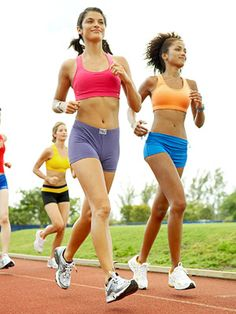Playlists for 37 different kinds of workouts (running, spinning, walking, weights, etc)