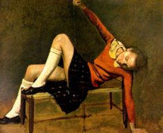 Balthus: for the love of cats and girls – in pictures