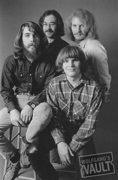 Creedence Clearwater Revival - Belvedere Street Studio (San Francisco, CA) Jan 31, 1970