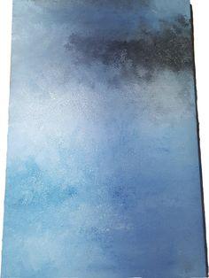 No Zero Acrylic on canvas 150cm x 80cm