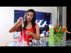 Apple Lychee Tini Instructional video #BYOBeTini #Lowcalorie #recipe #BeTini #yum #coktail