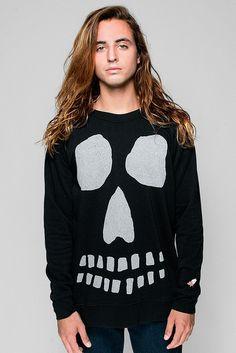 $49.99 Glamour Kills Guys Ghoulish Intentions Sweatshirt