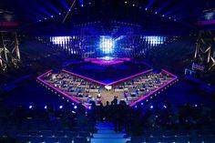 Sådan ser scenen ud til Eurovision Song Contest 2014 | www.b.dk #joinus