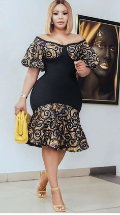 Best African Dress Designs, Short African Dresses, African Fashion Designers, Short Gowns, Latest African Fashion Dresses, African Print Dresses, African Print Fashion, Women's Fashion Dresses, African Fashion Traditional