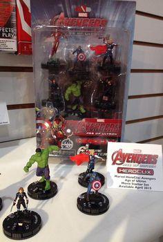 Marvel Heroclix: Age of Ultron Starter.