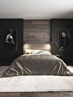 Sublime 20 Awesome Details Bedroom With Amazing Decoration That You Will Love It… – Wandgestaltung ideen Sublime 20 Awesome Details Schlafzimmer mit erstaunlicher Dekoration, dass … Bedroom Lamps Design, Modern Bedroom Design, Master Bedroom Design, Home Decor Bedroom, Bedroom Ideas, Bedroom Chandeliers, Bedroom Boys, Black Bed Room Ideas, Bedroom Wall Ideas For Adults