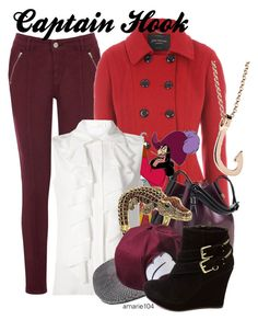 """""""Captain Hook"""" by amarie104 ❤ liked on Polyvore featuring Oasis, Jane Norman, Chloé, Vince Camuto, Bling Jewelry, Charlotte Russe and MIANSAI"""
