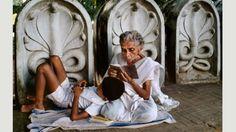 Steve McCurry: Okumak