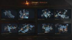 [NCSOFT G-STAR 2014] Lineage Eternal Dynamic Dungeon Movie