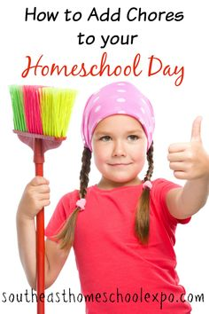 Sick of doing all the household tasks? Get the kids involved! Here are some ways to include chores in our homeschool routine Kindergarten Homeschool Curriculum, Homeschool Blogs, Homeschooling Resources, Chore Chart Kids, Chore Charts, Home Schooling, Sick, Routine, Household
