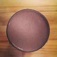 Chia Berry Smoothie | #vegan #vegetarian #paleo