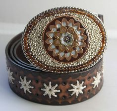 Handmade Belt buckles
