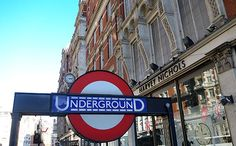 5 Strategies for Riding the London Tube
