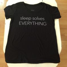 "Grey ""Sleep Solves"""
