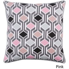 Surya Decorative 18-inch Azusa Down or Polyester Filled Throw Pillow