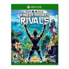 Kinect Sports Rivals (Free Kit), Xbox One, Sports
