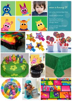maybe ella will have a backyardigans party for her 2nd birthday!