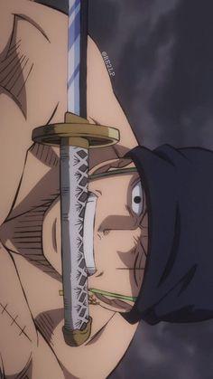 Roronoa Zoro, Zoro One Piece, One Piece Ace, One Piece Wallpaper Iphone, Wallpaper Pc, One Piece Pictures, One Piece Images, Anime Art Girl, Anime Guys
