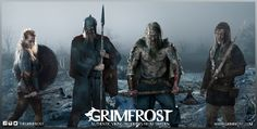 Grimfrost.....my husband has always been drawn to the olde Norse ways