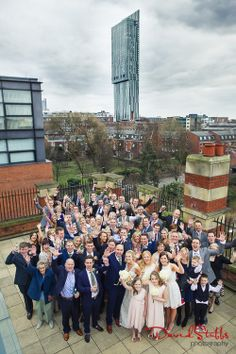 Great John Street Hotel Wedding Photography · Graham