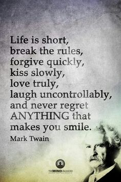Live is too short