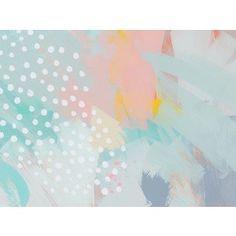 Gentle Blizzard Canvas Print by A La Mode Studio Abstract Drawings, Abstract Canvas Art, Canvas Artwork, Canvas Frame, Canvas Prints, Art For Art Sake, Art Music, Textures Patterns, Illustration Art