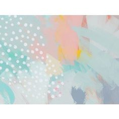 Pieces of You Abstract Canvas Art