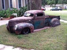 1940 Ford Truck Rat Rod