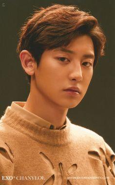 Chanyeol ❤ His perfect Jawline is killing me😭 Kpop Exo, Exo Ot9, Baekhyun Chanyeol, Shinee, Rapper, Luhan And Kris, Kim Minseok, Xiuchen, Korean Boy