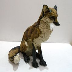 clay sculptures animals - Google Search