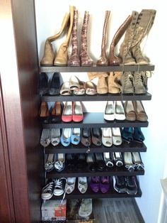 1000 images about repisas on pinterest toy storage - Muebles para guardar zapatos ...