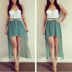 vestido de dia