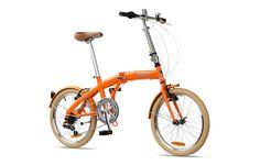Citizen folding bike