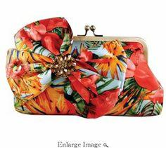 Mary Frances Aria-Tropical Floral