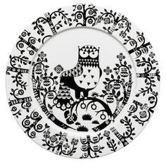 "Taika 11.75"" Dinner Plate by Iittala"